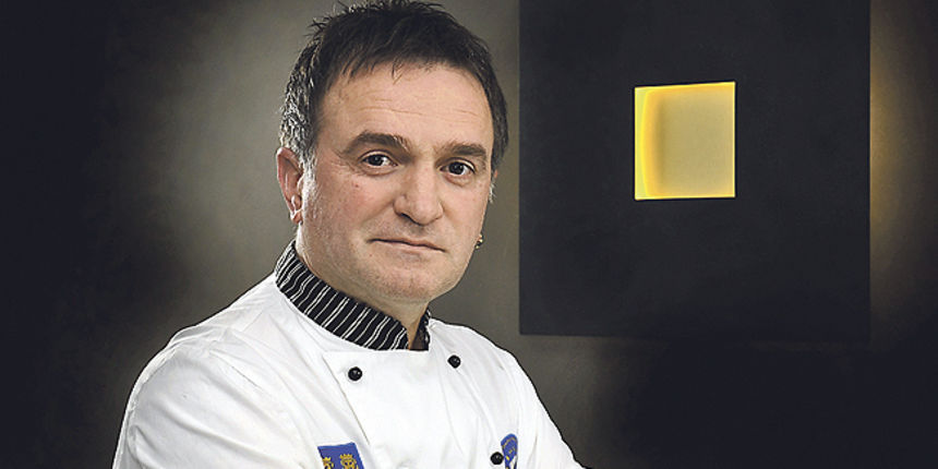 Braco Sanjin is our new chef!
